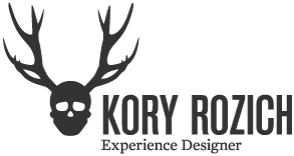Kory Rozich | Experience Designer